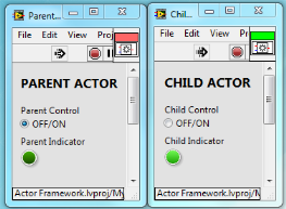 LabVIEW Actor Framework Cores running_2